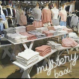 Brandy Melville Mystery Boxes